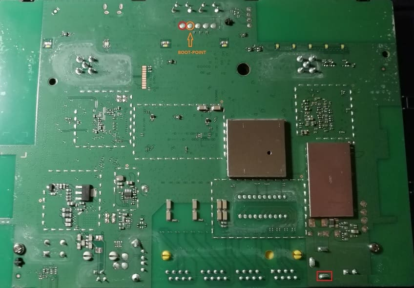 Перепрошивка Huawei B525 (+тюнинг IMEI, TTL и т п )